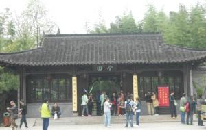 【江苏图片】中国四大名园之扬州个园