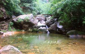 【浙西大峡谷图片】最美峡谷,我的爱--三日浙西大峡谷之旅