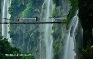 【黔西南图片】地球上一道美丽的疤痕:马岭河峡谷(1)--随性贵州(5)