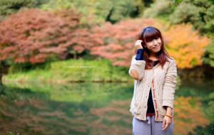 【浙江图片】【爱拉手绘】穿着贴心小棉袄旅行•杭州篇