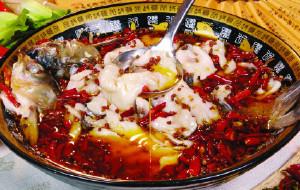 日照美食-小红鱼时尚川菜馆