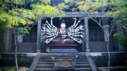 平遥景点-双林寺