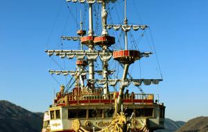 日本娱乐-箱根海贼观光船