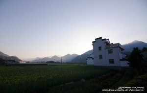 【绩溪图片】2014.3 龙须山
