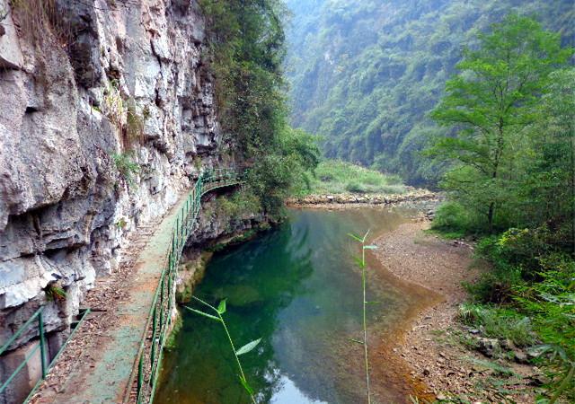 2014年宜昌青龙峡·车溪乡村露营漂流节开始召集咯!