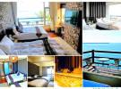 【海邊邊海景日出套房】躺在床上,就可以看海看日出⋯四人房型(一)