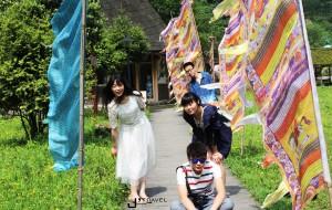 【三江图片】2B青年欢乐多之汶川水磨古镇三江生态风景区