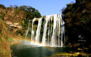 【黄果树瀑布图片】一路黔行,多彩贵州【黄果树、荔波、镇远、西江】
