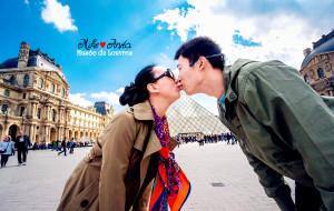 【威尼斯图片】小乖与小贱---欧洲法意瑞 蜜月之旅