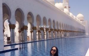 【阿布扎比图片】迪拜/阿布扎比/沙迦,7月,一个人的旅行,我还会再来