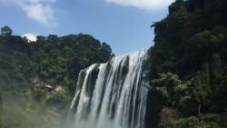 黄果树瀑布景点-犀牛潭
