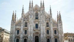 米兰景点-米兰大教堂(Church of Duomo)