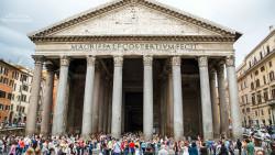 罗马景点-万神殿(Pantheon)