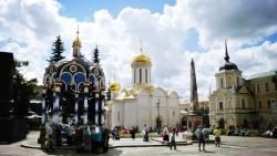 莫斯科景点-谢尔盖耶夫镇(Sergius Lavra)