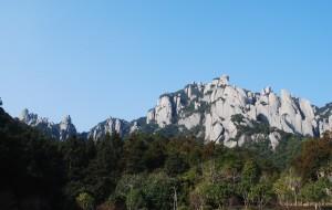 【福鼎图片】冬季晴天的太姥山