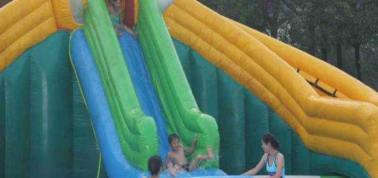 千龙湖旅游度假区