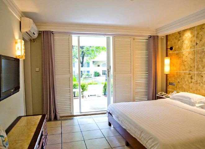 三亚椰林滩大酒店预订