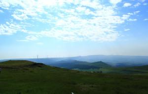 【张北图片】张北草沿天路西线,天鹅湖。