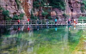【辉县图片】秋风起,旅游去--郭亮村挂壁公路两日自驾游