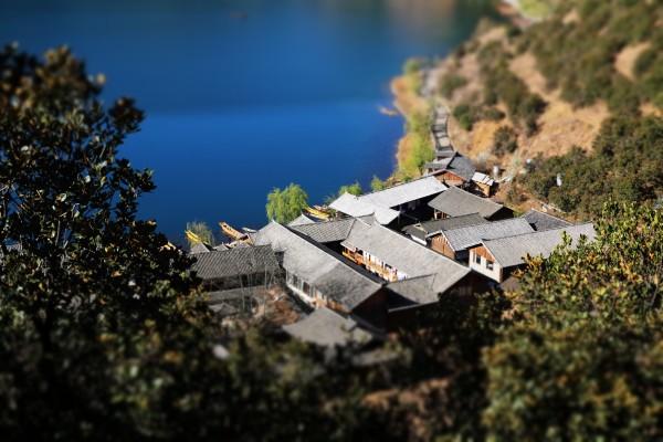 遇见最美的风景 稻城亚丁 从泸沽湖,经香格里拉,到达蓝色星球上最