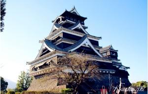 【熊本市图片】霓虹国周游第一弹:避开人群,横断九州之旅