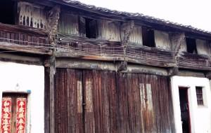 【泾县图片】出行六之——章渡古镇