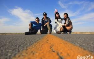 【阿拉善左旗图片】中国大西北5000公里,四人自驾西宁、青海、张掖、阿拉善盟、胡杨林、银川10日游