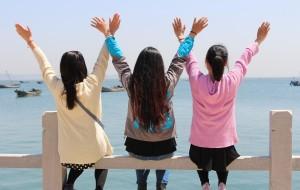 【长海图片】#消夏计划#毕业季之哈仙岛