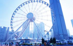 【旺角图片】幸福摩天轮 ♪ 追追赶赶,高高低低——香港中环摩天轮的约会