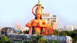 新德里景点-哈努曼猴神庙(Karol Bagh Hanuman Mandir)