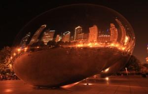 【芝加哥图片】没落与繁华     自驾底特律--芝加哥
