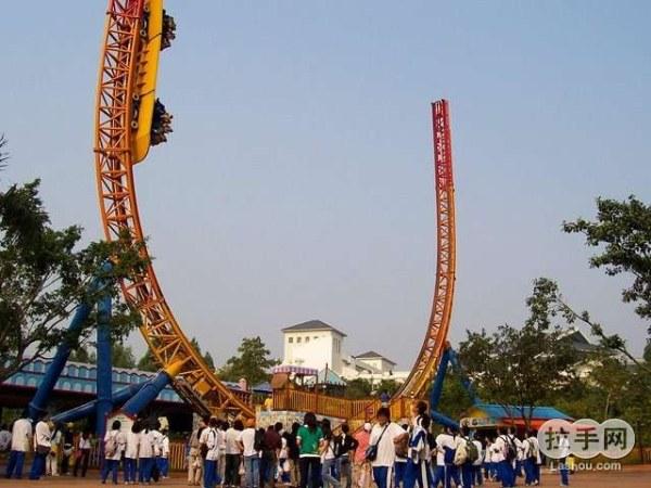 暑期广州长隆之旅 第二站 长隆欢乐世界 国际大马戏图片