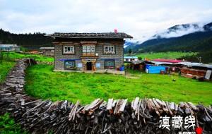 【工布江达图片】#消夏计划#骑行滇藏,原来可以这么好玩!(下篇)