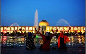 【伊朗图片】#消夏计划#羊年出游第二站——伊朗