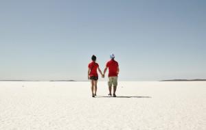 【南澳大利亚州图片】阿德莱德+纯白之境Lake Gairdner, 用四天去追寻一个纯白色的梦