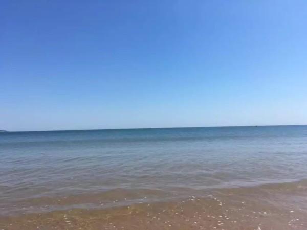 青岛 游记   day 4:青岛金沙滩(必去,必去,必去)  睡个懒觉,早中饭一