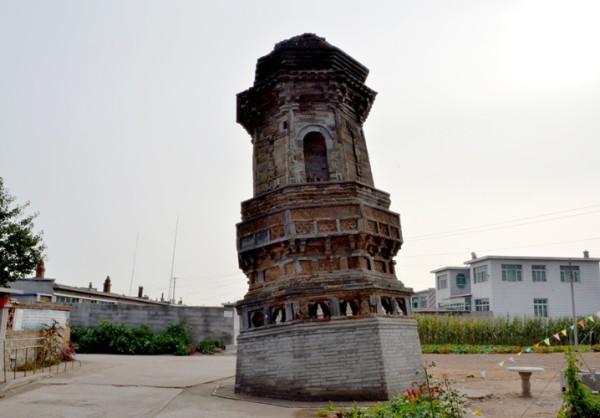 葫芦岛绥中 斜塔