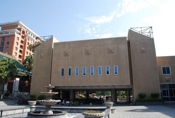 中西合壁的民国中山大学石牌校区建筑 散布在华南农业大学 华南理工