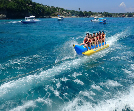 【巴厘岛出发】巴厘岛蓝梦岛一日游(浮潜 香蕉船 水上