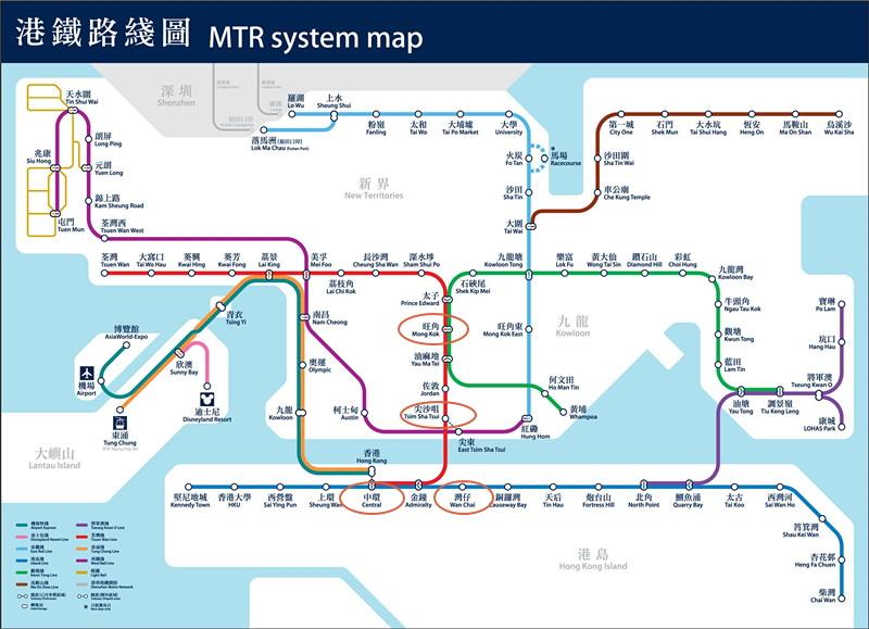 香港五一三天去哪玩,2017五一去香港玩什么,香港三日游路线