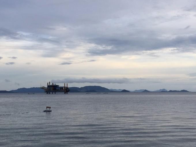 初探东南亚 【吉隆坡 - 仙本那 - 马布岛 觅食 潜水记