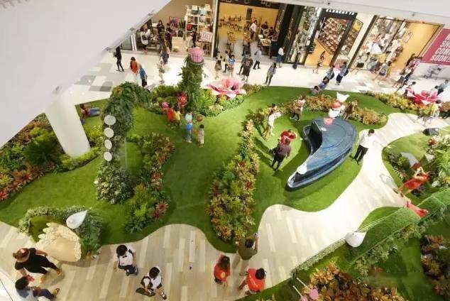 商场儿童区设计效果图