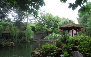 【顺德图片】顺德大良城区二日游:清晖园、西山庙、青云塔、宝林寺、顺峰山公园