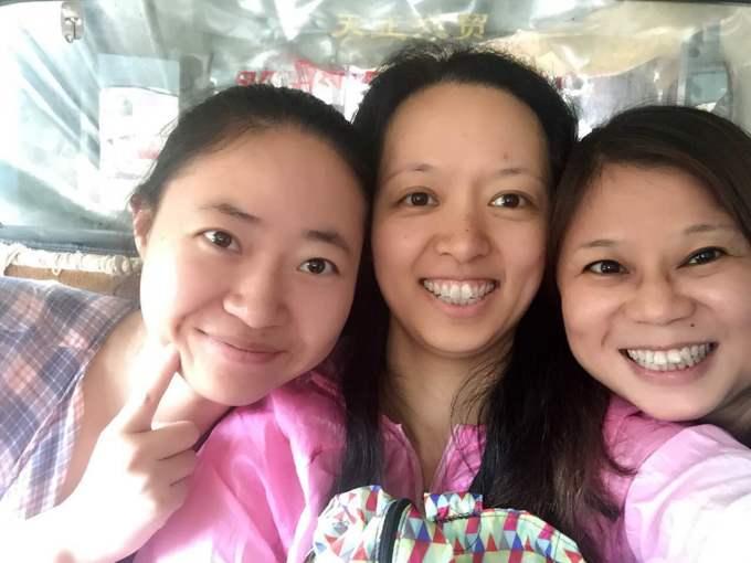 台湾白领素颜图片