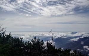 【岳西图片】踏寻秋色鹞落坪之旅