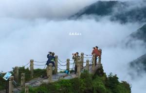 【梵净山图片】梵净山图记 || 最喜红霞漫锦纱,云海无涯,柔情缱绻绕峰崖 ||