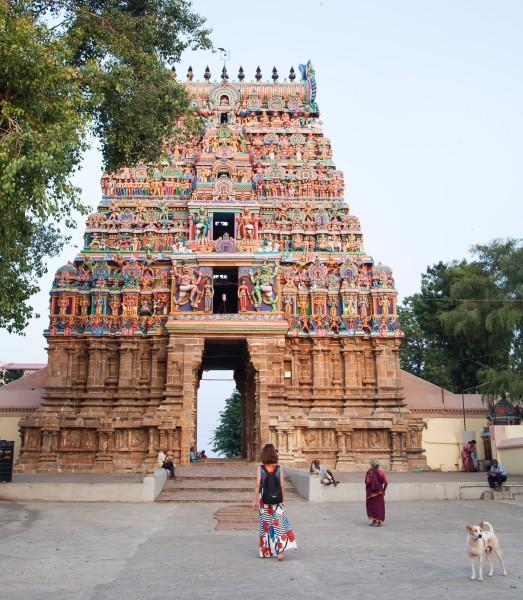 印度泰米尔纳德邦gdp_南印度的米纳克希安曼神庙是印度教一大圣地