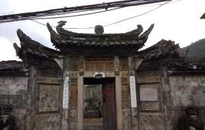 【永安图片】清流赖坊古民居游记
