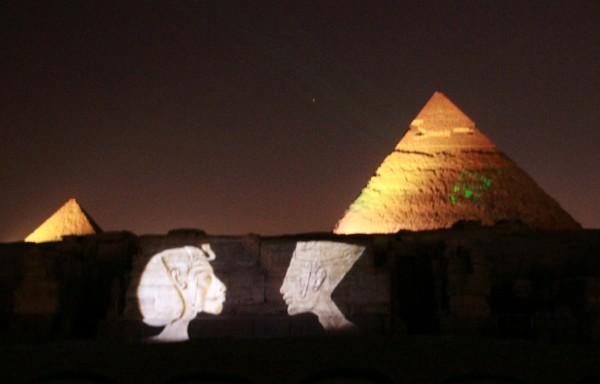 最早的金字塔