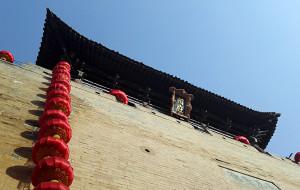 【晋城图片】冬日,阳光下的皇城相府